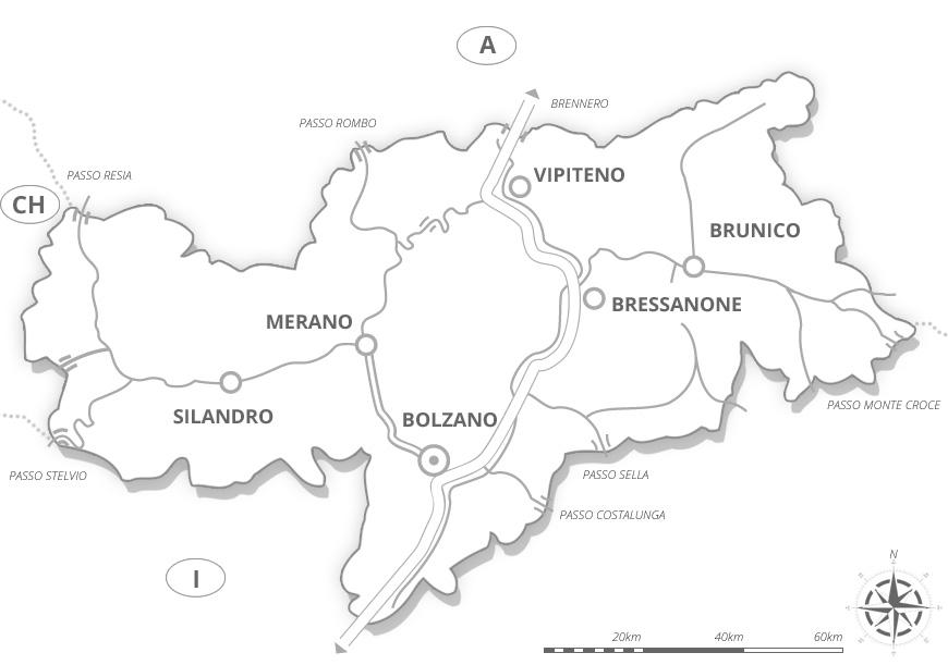 Cartina Muta Del Trentino Alto Adige.Hotel Val Pusteria Prenota Qui Gli Hotel Migliori Dell Alto Adige